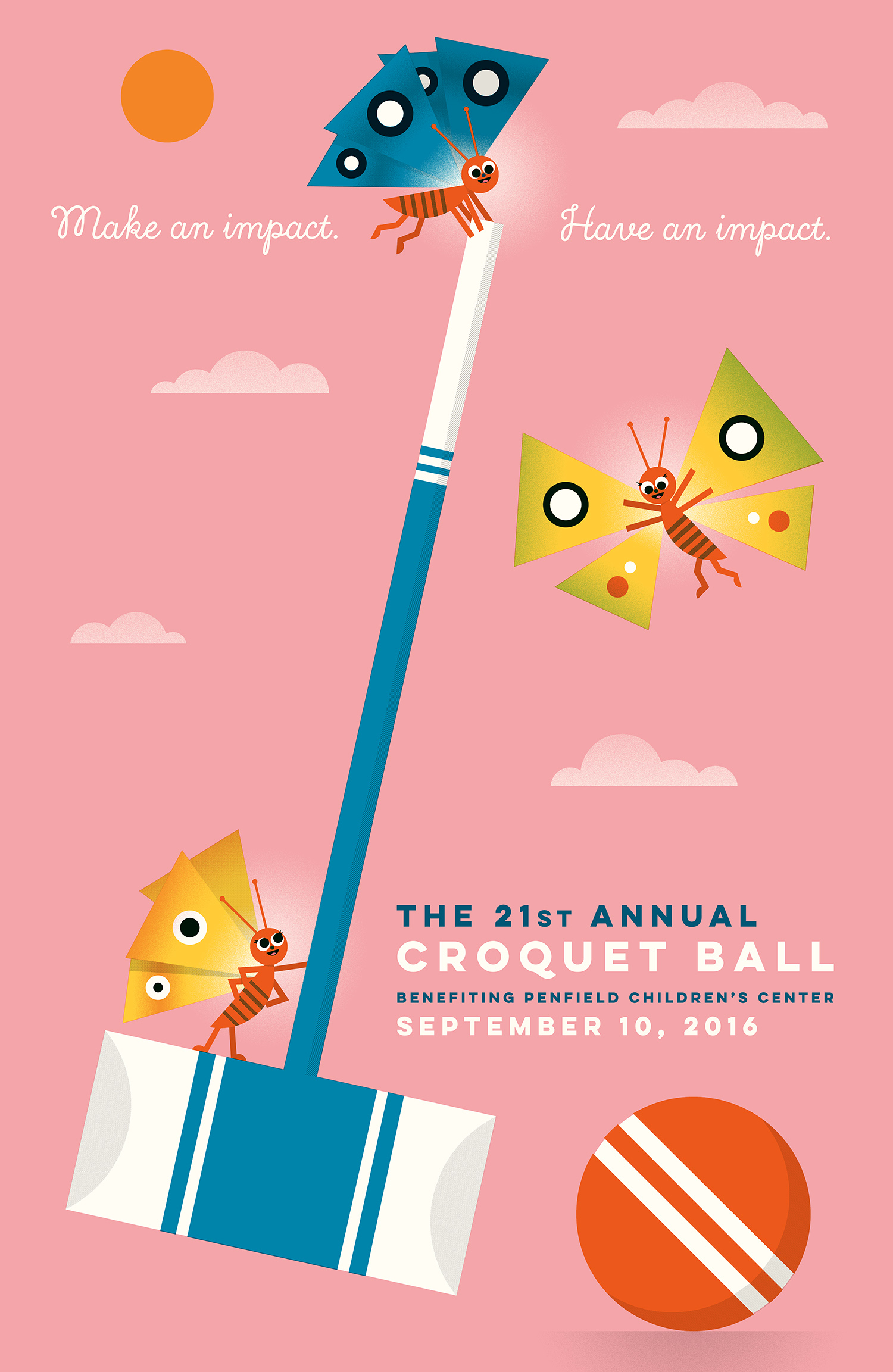 The 21st Annual Croquet Ball
