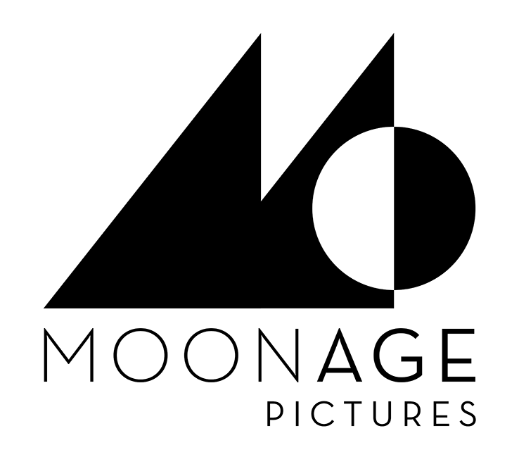 MOONAGE PICTURES LOGO